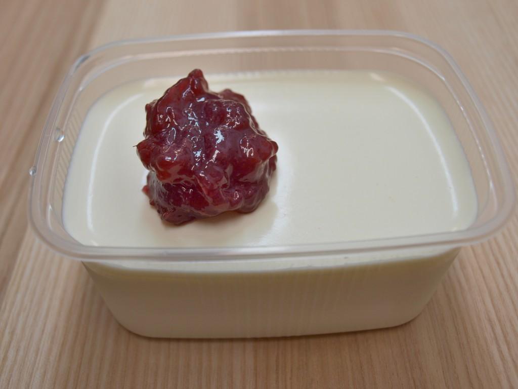 Jogurt malinový