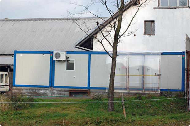 Minimlékárna farma pod Lipou