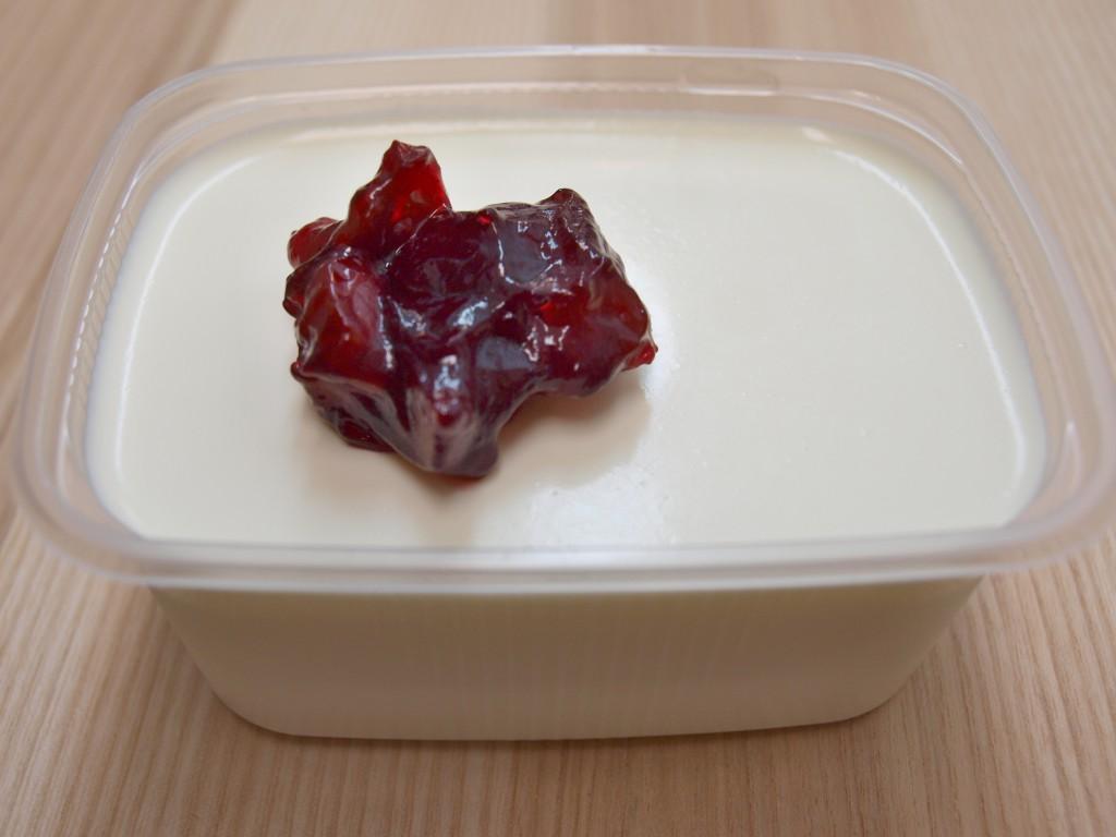 Jogurt višňový